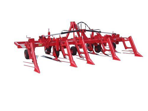 bean harvester / peanut / tractor-mounted
