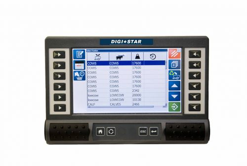 mixing feed controller / wireless