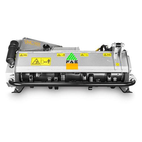 mounted mulcher / hammer / hydraulic