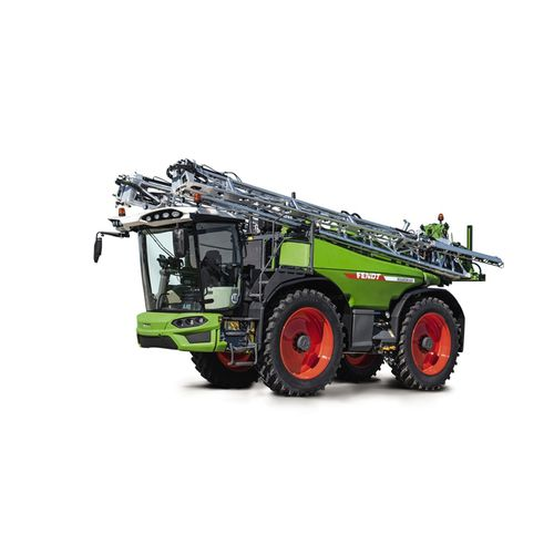 self-propelled sprayer / folding arms