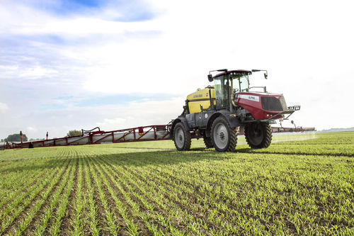 self-propelled sprayer / folding arms / high ground clearance / intelligent