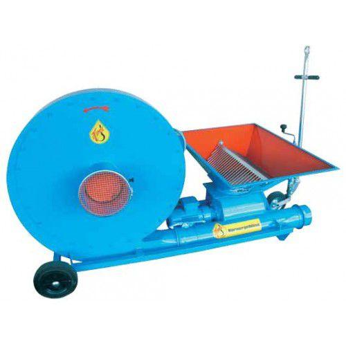 mobile grain vacuum