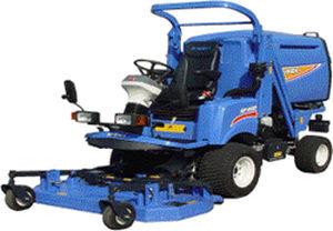 riding lawn mower / gasoline