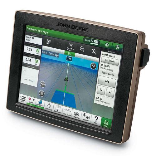 on-board monitor / touch screen / digital