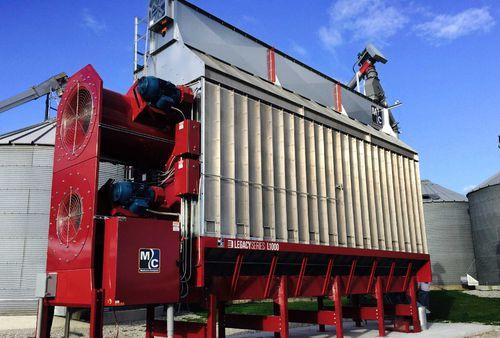 grain dryer / stationary