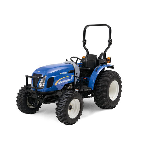 low-profile tractor / hydrostatic / mechanical transmission / compact