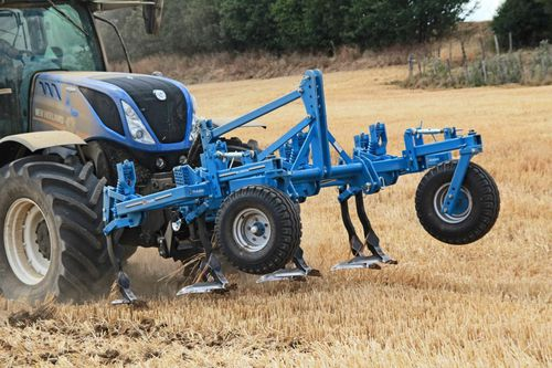 mounted field cultivator / fixed / with roller / with disk harrow