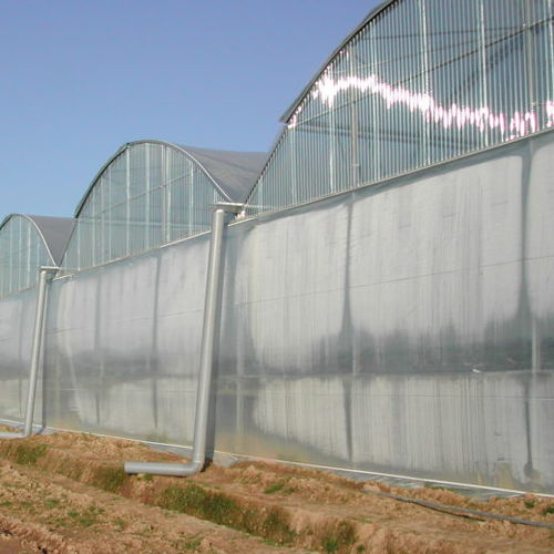 greenhouse film / LDPE / cooling / white