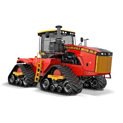 crawler tractor - Versatile