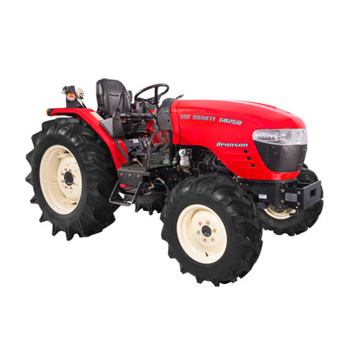 low-profile tractor