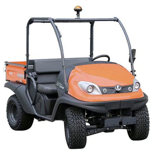 4x4 side-by-side vehicle / 2-person / gasoline engine