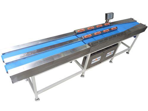 crop weighing system / digital / platform