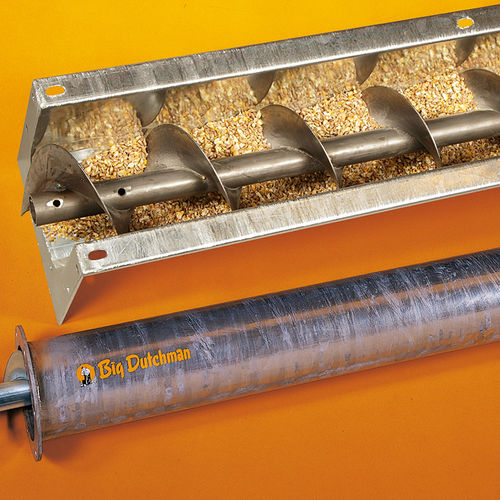 feed conveyor / screw / tubular
