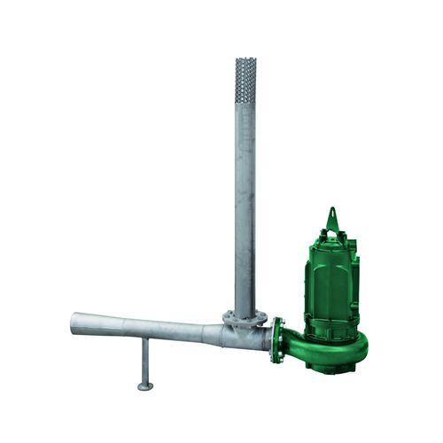 slurry pump / suction lift / self-priming / piston