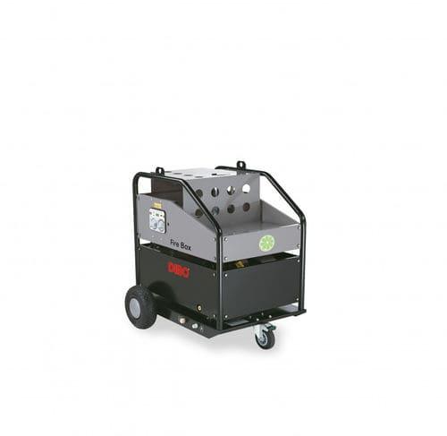 hot water boiler / electric / farm building