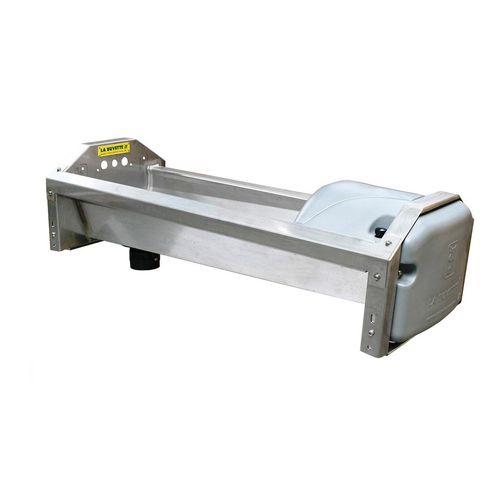 cow waterer / trough / stainless steel