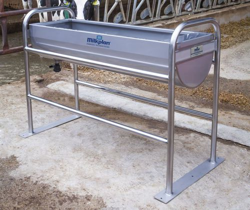 cattle trough / stainless steel