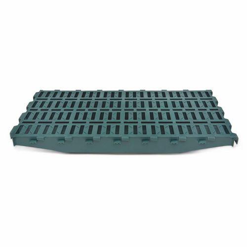 plastic floor panel / for pig breeding / for cow breeding / for goat breeding