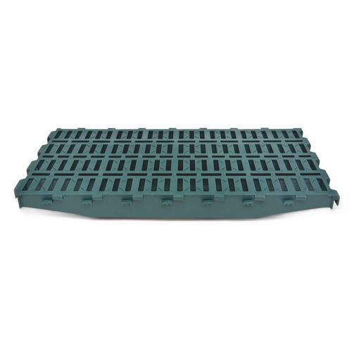 plastic floor panel