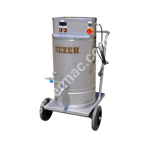 calf milk cart