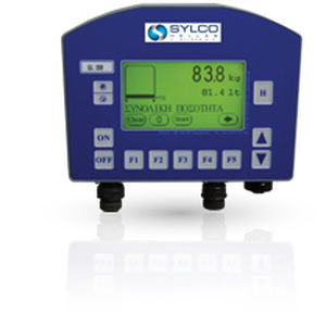 cow weighing system / electronic / automatic / portable