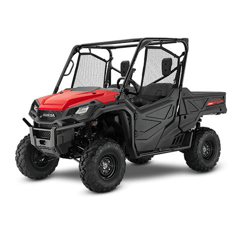 2WD side-by-side vehicle / 2-person / 4-seater / 3-seater