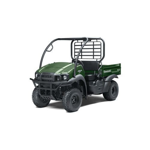 2WD side-by-side vehicle / 4x4 / 2-person