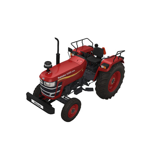 synchromesh mechanical shift tractor