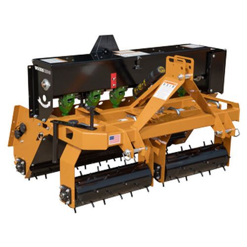 hopper seed drill / 3-point hitch / tractor-mounted