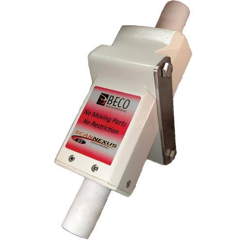 milk flow meter
