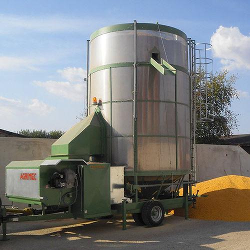 grain dryer / mobile