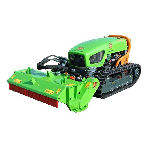 diesel radio-controlled brushcutter
