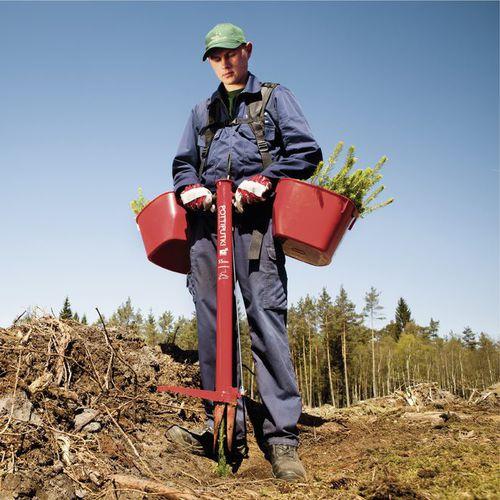 manual jab planter / forestry / block