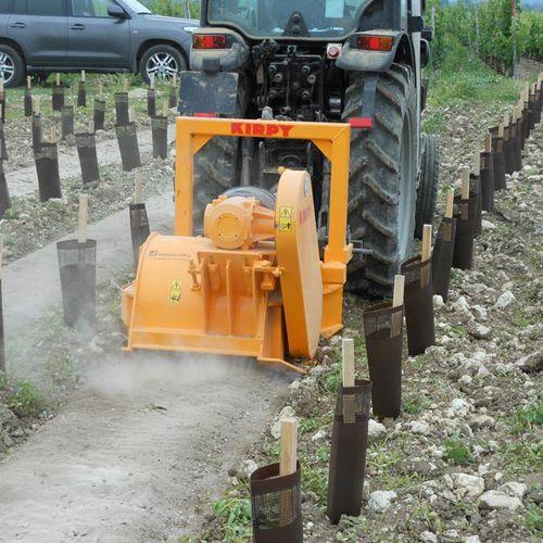 vineyard stone crusher