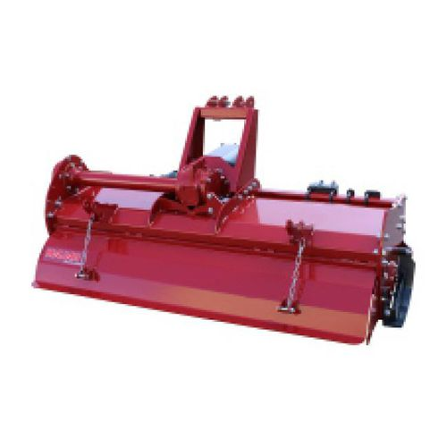 mechanical rotary tiller