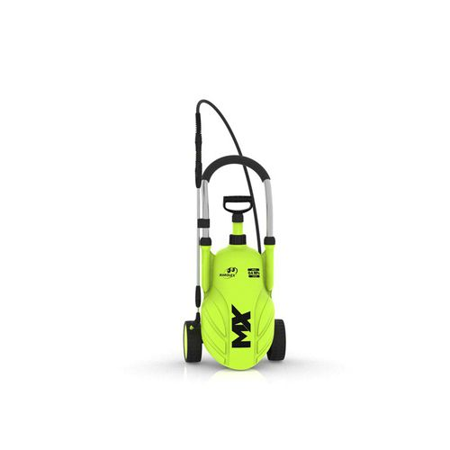 garden sprayer / with piston pump / for greenhouse / pushed