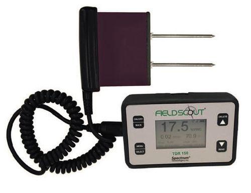 ground moisture meter / with digital display