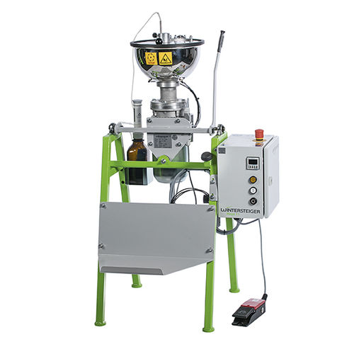 automatic seed treater