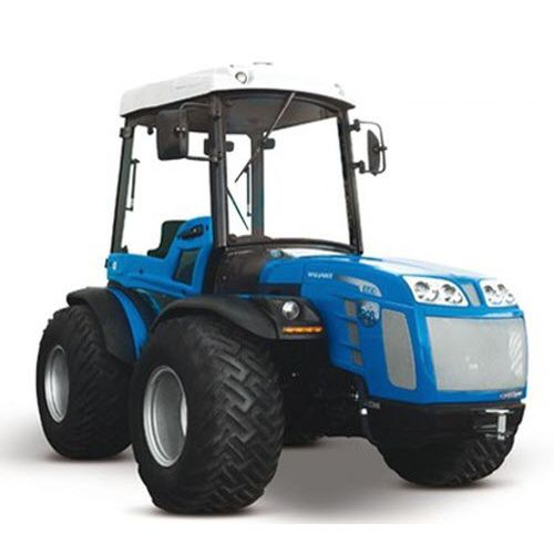 low-profile tractor / hydrostatic / compact / isodiametric