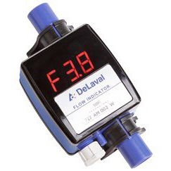 milk flow meter / with monitoring system
