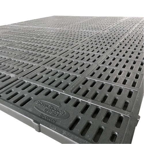 fiberglass floor panel