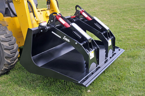 power grab shovel bucket