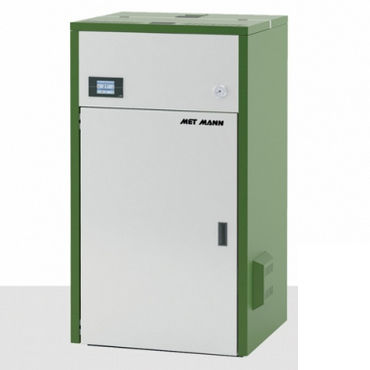 pellet boiler / for greenhouse / farm building