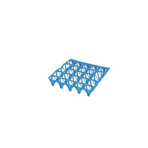 transport setter tray / packing / for chicken eggs / plastic