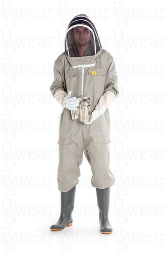 beekeeper coveralls / cotton / polyester