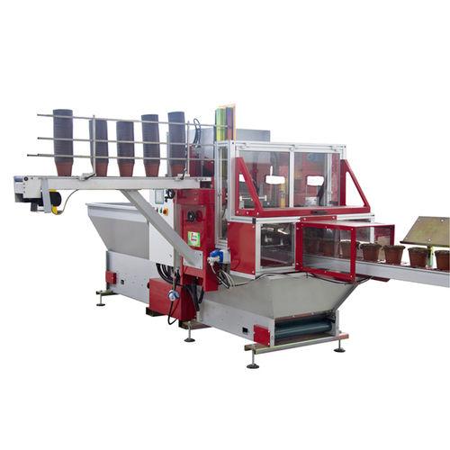 automatic pot filling machine / manual