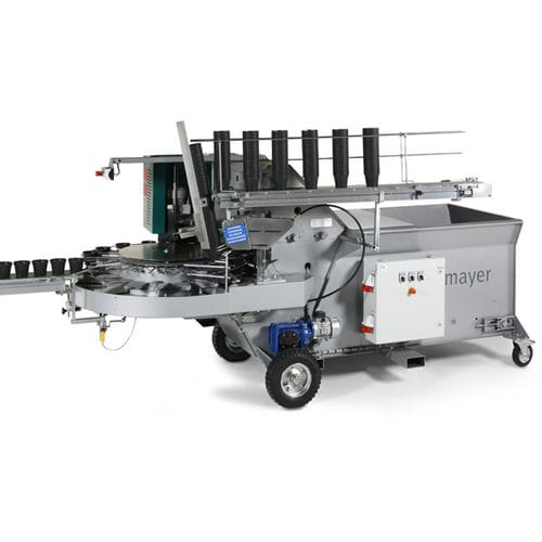 automatic pot filling machine