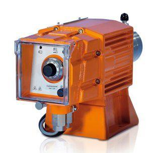 fuel pump / diaphragm / metering