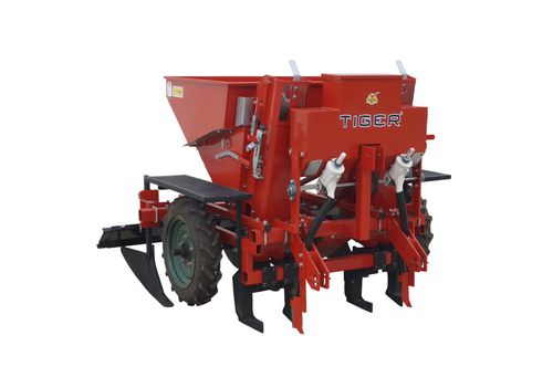 4-row precision seed drill / 2-row / 1-row / tractor-mounted