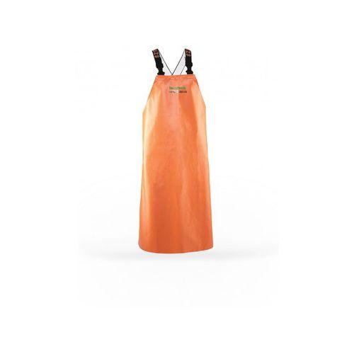 work apron / PVC-coated